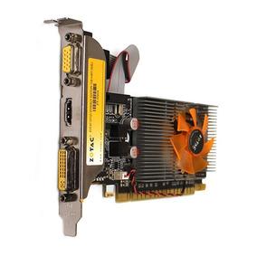 Zotac Nvidia Geforce Gt 520 1gb Ddr3 64-bit Pci-e X16 2.0