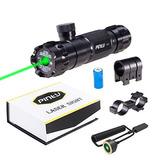 Pinty Hunting Rifle Green Laser Sight Dot Scope 5mw Ajustab