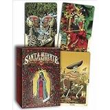 Libro De Los Muertos Tarot De La Santa Muerte Entrega Ya!!
