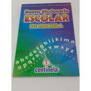 Diccionario Escolar De Mochila