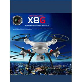 Drone Syma X8g Cámara 8 Mpx Hd