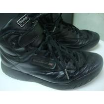 Zapatillas Botitas Urbanas Reebok Color Negra Talle Usa 10