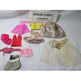 Roupas Para Boneca Barbie Ken Susi