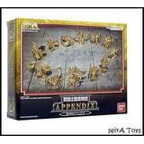 12 Figuras De Dorados Saint Seiya. Envio Gratis!