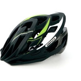 Casco Venzo Con Visera Mountain Bike 260 Grs