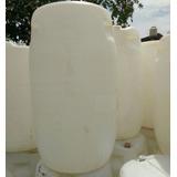 Tanque Plastico 200 Litros Un Solo Uso Industria Alimenticia