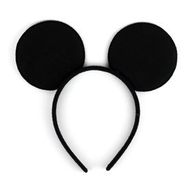 10 Diademas De Mickey Mouse Mimi Economicas Orejas