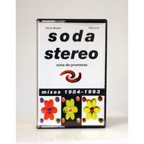 Cassette Soda Stereo Zona De Promesas Mixes 1993 // Nuevo !!