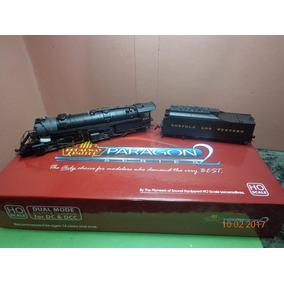 Locomotora De Vapor Brodway Limited Paragon Ho 2-8-8-2