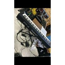 Piano Digital Roland Fp-4 Teclado Ac Troca
