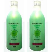 Pac 2 Unidades Shampoo Cabelos Oleosos E Mistos - Ph 7,0
