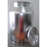 Cantaras De Aluminio 40 Litros Con Tapa