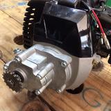 Motor 2 Tempos Skate Patinete Triciclo 52cc Com Embreagem