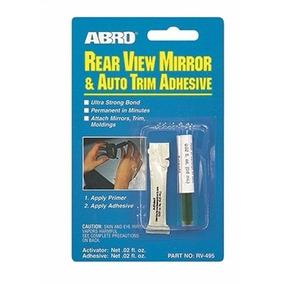 Adesivo/cola Para Espelho Retrovisor Interno Abro Americana