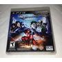 Dc Universe Online Playstation 3 Ps3 Em Disco Original