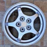 4 Rin 16 De Aluminio De 5 Brazos 5-114 Envio Gratis