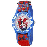 Pantalla W Hombre Araña Analógico Marvel Spider-man Niños D