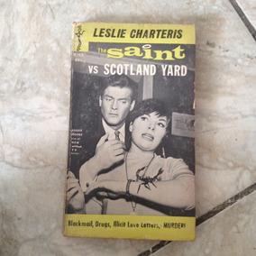 Livro The Saint Vs Scotland Yard - Leslie Charteris
