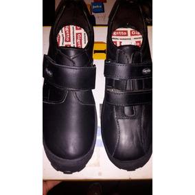 Zapato Gigetto Kickers Escolar De Niño 35, 36 Y 37