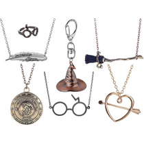 Coleccion Harry Potter Sombrero Leviosa Corazon Hermione Sw2