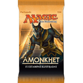 Booster Magic The Gathering Amonkhet Em Português P/entrega