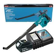 Sopladora Hojas Electrico A Bateria + Cargador 18v Makita