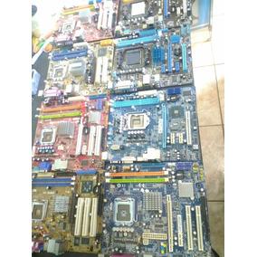 Kit Com 8 Placa Mãe De Computador Com Defeito