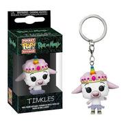 Pocket Pop Keychain Chaveiro Funko - Tinkles  Rick And Morty