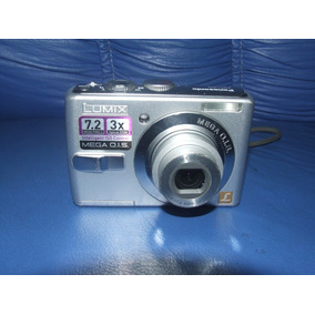 Cámara Fotográfica Panasonic Lumix 7.2 Mega Pixeles