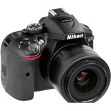 Camara Nikon D5300 18-55 Vr 24.2mp Original Nueva Sellada