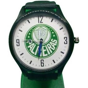 63affa762e4ed Relógio Oficial Do Palmeiras Masculino - Relógios De Pulso no ...