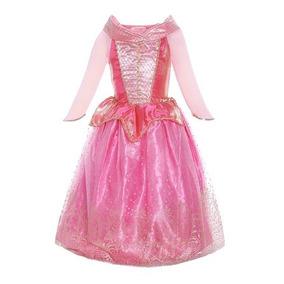 Disfraz Para Niño Princesa Del Vestido Del Traje De Aurora
