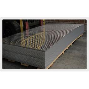 Lamina Aluminio Antiderrapante Cal 14 4 X 10