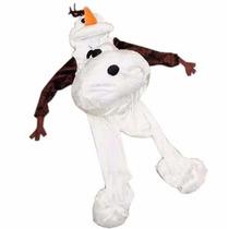 Disfraz De Olaf Frozen Elsa Y Ana Halloween Fiesta Infantil