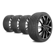 Kit X4 Neumáticos 265/45/20 Michelin Pilot Sport 4 Suv 108y