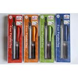 Set De 4 Plumas Para Caligrafia Parallel Pen Pilot