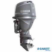 Motores Fuera De Borda 90 Hp 4 Tiempos 4t Yamaha Nuevo Gabot