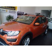 Renault Sandero Stepway 1.6 16v. Anticipo Y Cuotas. $20.000