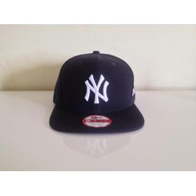 Boné Aba Reta Mlb New York Yankees Básico Snapback Original