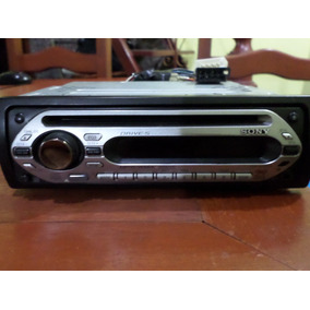 Aparelho De Som Automotivo Sony Xplod 100db 52wx4 Completo