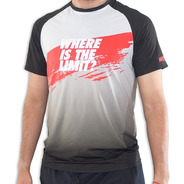 Camiseta Playera Running Correr Witl Team (h) - Josef Ajram