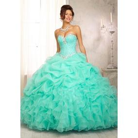 Vestido Xv Años Quinceaños 11 Colores Envio Gratis Dhl