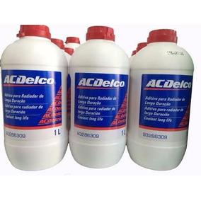 Kit Aditivo Radiador Acdelco Concentrado - 04 93286309