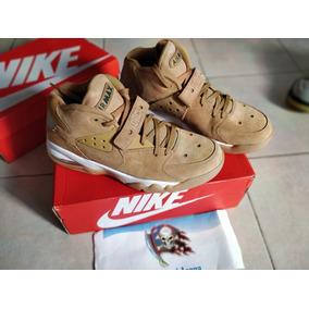 Nike Air Force Max Wheat Flax Gum Barkley 9.5 Mx Calzado