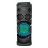 Equipo De Sonido De Alta Potencia Con Bluetooth Mhc-v50d