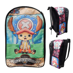 One Piece Mochila Backpack Tony Chopper