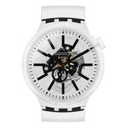 Reloj Swatch Big Bold Blackinjelly - So27e101 - 47 Mm