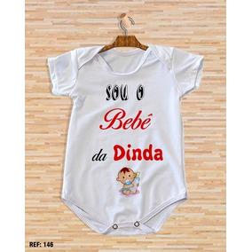 c8e142fd5d Conjunto Para Bebe Menina Sou Da Dinda - Calçados