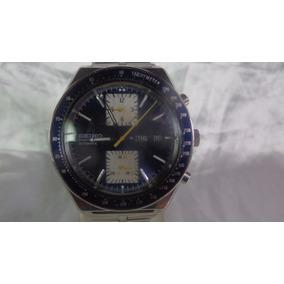 a3bd9697c6a Relógio Seiko 6138-0030 Kakume De Abril   1974 Relogiodovovô. R  3.000