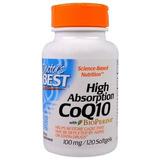 Coenzima Q10 120cp Bioperine 100mg Doctor Coq10